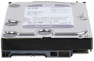 "HDD Purple 2TB 3,5""Western Digital"