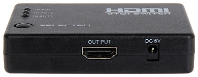 SC - SWITCH HDMI-SW-3/1-IR