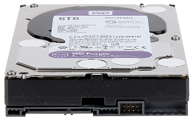 "HDD Purple 6TB 3,5""Western Digital"